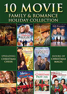 10 MOVIE FAMILY & ROMANCE HOLIDAY COLLECTION (3PC) DVD