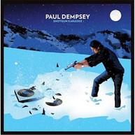 PAUL DEMPSEY - SHOTGUN KARAOKE CD