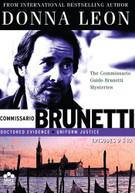 DONNA LEON'S COMMISSARIO GUIDO BRUNETTI - 9 & 10 DVD