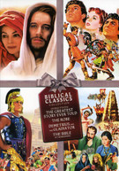 BIBLICAL CLASSICS COLLECTION (4PC) (WS) DVD