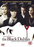 BLACK DAHLIA (UK) DVD
