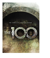 100: THE COMPLETE SECOND SEASON DVD