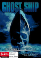 GHOST SHIP (2002) DVD