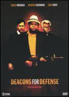 DEACONS OF DEFENSE DVD