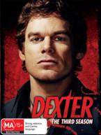 DEXTER: SEASON 3 (2008) DVD