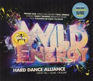 VARIOUS ARTISTS - WILD ENERGY 2015 (MIXED BY HARD DANCE ALLIANCE) CD