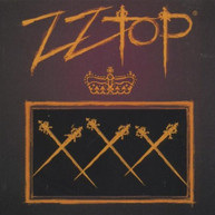 ZZ TOP - XXX (IMPORT) CD