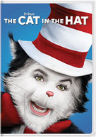 DR. SEUSS' THE CAT IN THE HAT DVD