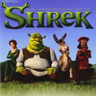 VARIOUS ARTISTS - SHREK (MUSIC FROM THE ORIGINAL MOTION PICTURE) CD