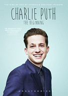 CHARLIE PUTH - CHARLIE PUTH THE BEGINNING DVD