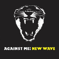 AGAINST ME - NEW WAVE CD