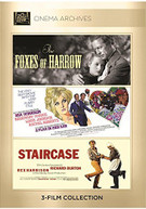 FOXES OF HARROW FLEA IN HER EAR STAIRCASE DVD