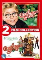 CHRISTMAS STORY 1 AND 2 (UK) DVD