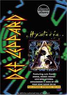 DEF LEPPARD - HYSTERIA DVD