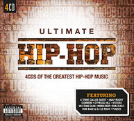 ULTIMATE HIP -HOP VARIOUS (UK) CD