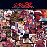 GORILLAZ - SINGLES COLLECTION 2001-2011 CD