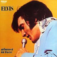 ELVIS PRESLEY - ALMOST IN LOVE CD