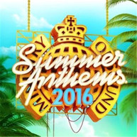 VARIOUS ARTISTS - MINISTRY OF SOUND: SUMMER ANTHEMS 2016 CD