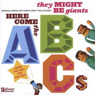 THEY MIGHT BE GIANTS - HERE COME THE ABC'S (+DVD) CD
