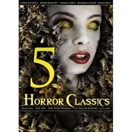 5 HORROR CLASSICS (WS) DVD