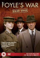 FOYLES WAR 1939 - 1941 (UK) DVD