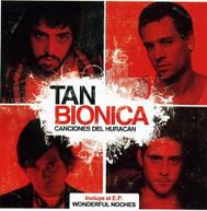 TAN BIONICA - CANCIONES DEL HURACAN (IMPORT) CD