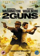 2 GUNS (UK) DVD