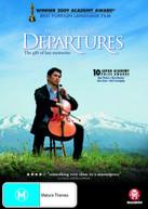 DEPARTURES (2008) DVD