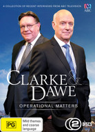 CLARKE AND DAWE: OPERATIONAL MATTERS (2014) DVD