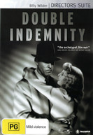 DOUBLE INDEMNITY (1944) DVD