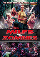 4 MILFS VS ZOMBIES DVD