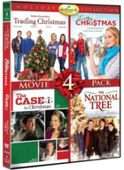 HALLMARK HOLIDAY COLLECTION MOVIE 4 PACK (2PC) DVD