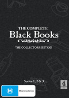 BLACK BOOKS - COLLECTION (2000) DVD