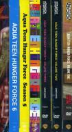 AQUA TEEN HUNGER FORCE 1 -7 (14PC) (DIGIPAK) DVD