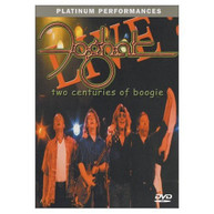 FOGHAT - TWO CENTURIES OF BOOGIE DVD