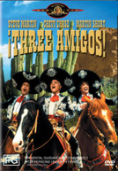 THREE AMIGOS! (1986) DVD