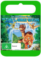 THE LAND BEFORE TIME III: THE TIME OF THE GREAT GIVING (HANDLE CASE) (1995) DVD