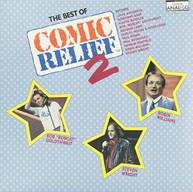 COMIC RELIEF - BEST OF VOL.2: WILLIAMS,ROBIN GOLDBERG,WHOOPI VINYL