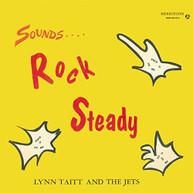 LYN TAITT & JETS - SOUNDS ROCK STEADY VINYL