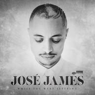 JOSE JAMES - WHILE YOU WERE SLEEPING - VINYL