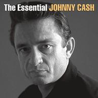 JOHNNY CASH - ESSENTIAL JOHNNY CASH VINYL