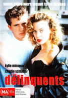 THE DELINQUENTS (1989) DVD