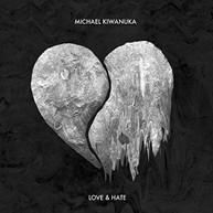 MICHAEL KIWANUKA - LOVE & HATE VINYL