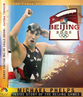 MICHAEL PHELPS GREATEST OLYMPIC CHAMPION: INSIDE DVD