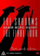 THE SHADOWS: THE FINAL TOUR (2004) DVD