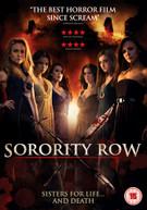 SORORITY ROW (UK) DVD