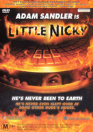 LITTLE NICKY (2000) DVD