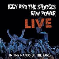 IGGY & STOOGES - RAW POWER: LIVE VINYL
