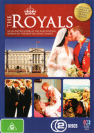 THE ROYALS (2013) DVD