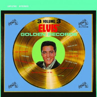 ELVIS PRESLEY - ELVIS GOLDEN RECORDS VOL. 3 (180GM) VINYL